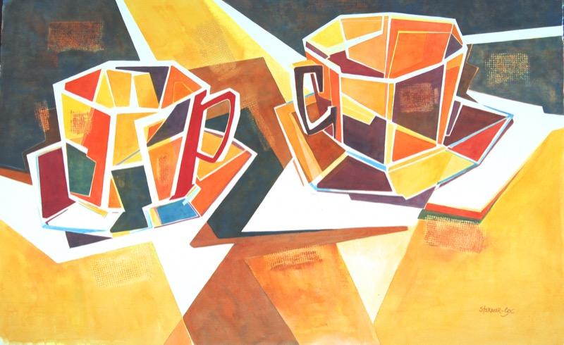 Watercolors 2001 - 2009