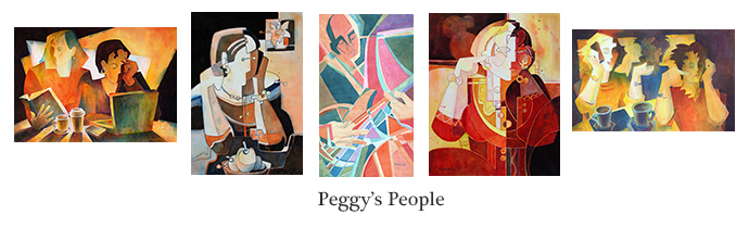 Peggy's People Collection - RCC December Invitational