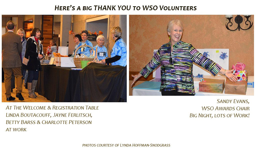 Convention Volunteers