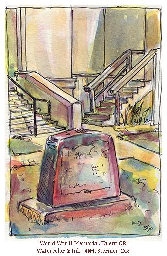World War II Memorial; Talent OR