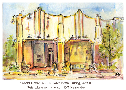 Camelot Theatre Co & Collier Theatre