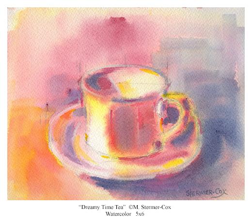 Dreamy Time Tea