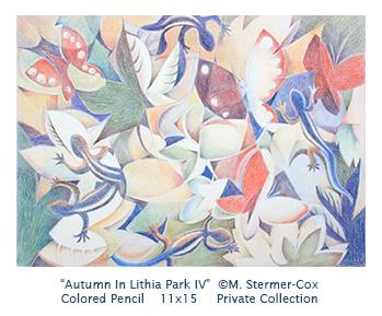 Autumn in Lithia Park IV