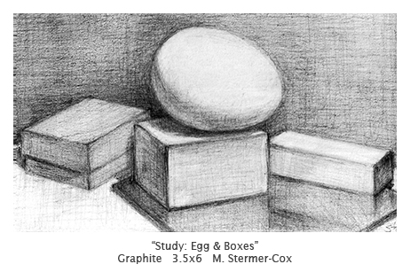 Egg and Boxes (On being student)