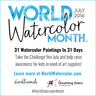 Why Paint - World Watercolor Month