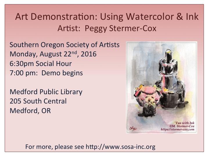 SOSA Inking Demo