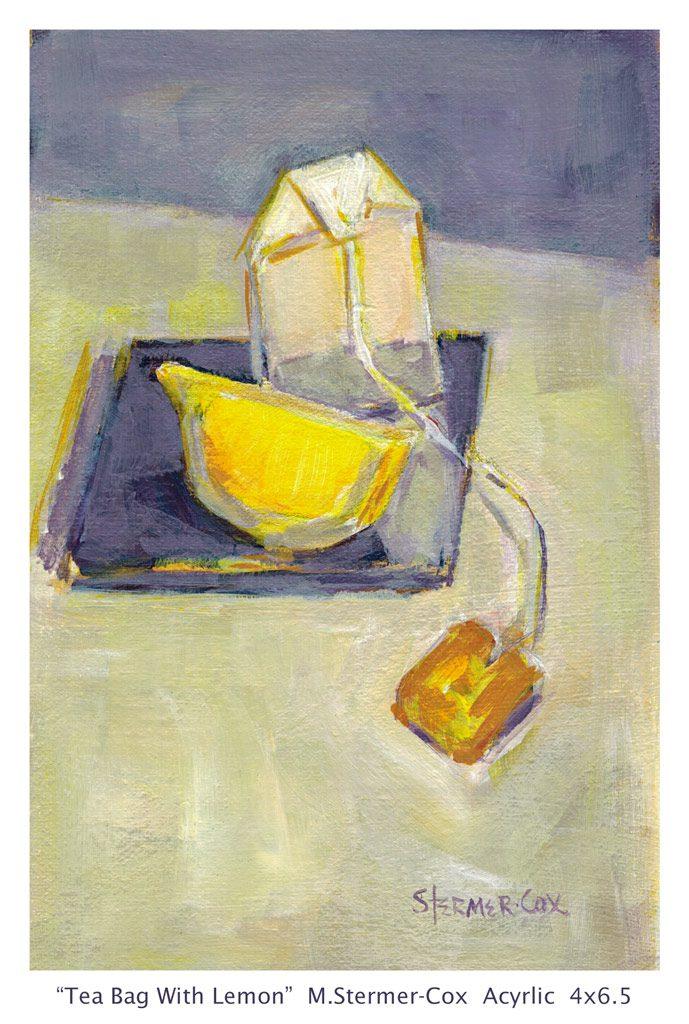 Day 4: Tea Bag With Lemon