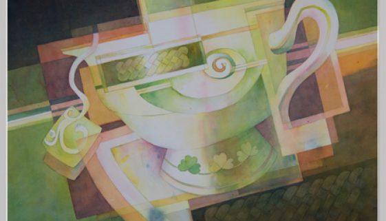 In the frame: Irish Breakfast Tea