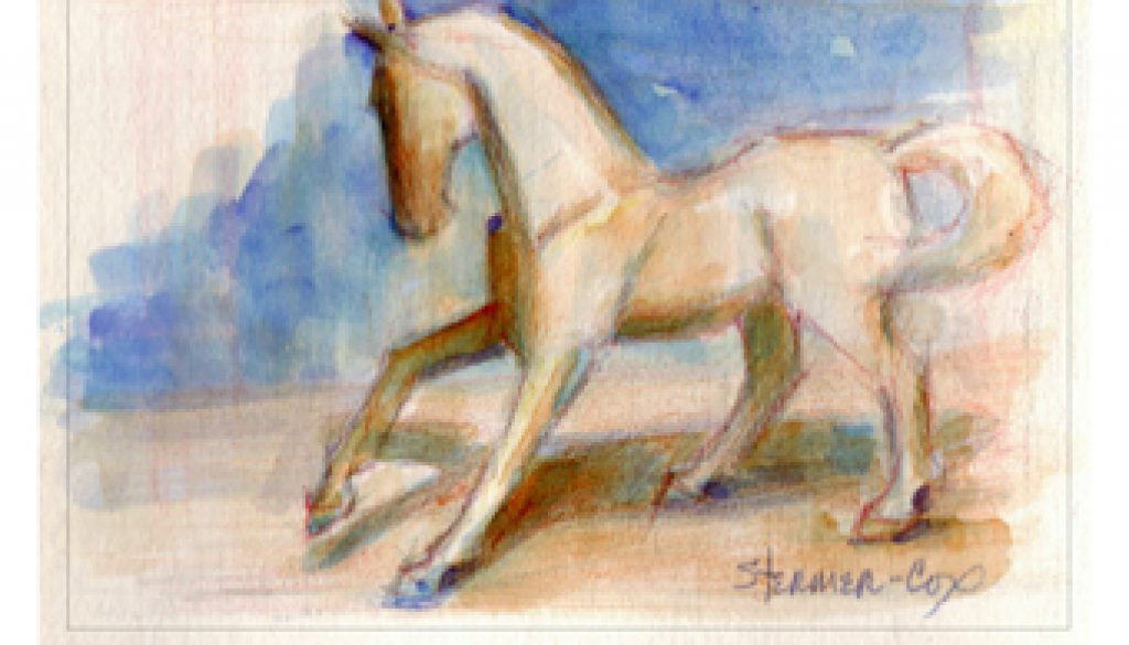 Horse As Subject: Study