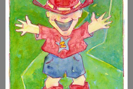 Cartoons: Oregon Cowboy