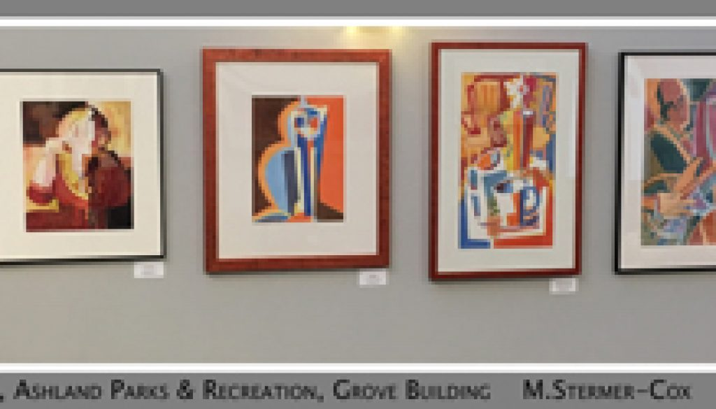 Artwork: Pieces on Display at Ashland Parks & Recreation