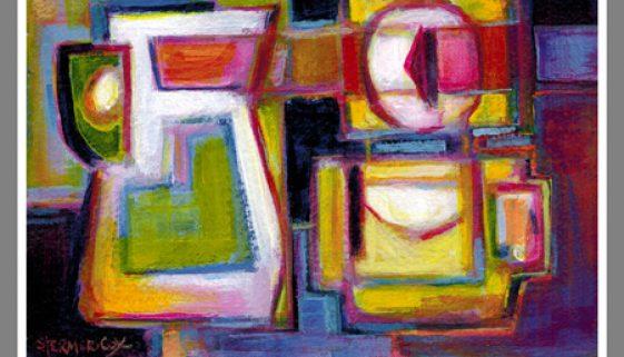 """Triad: Colorful """"Cappuccino Time-R V10"""""""