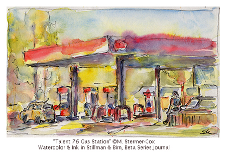 Talent 76 Gas Station