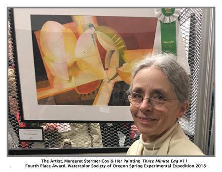 Award, Painting, Artist