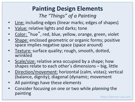 Simplify: Design Elements