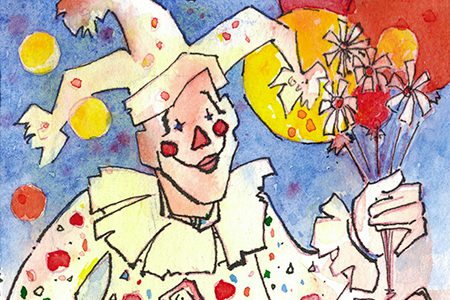 A Clown:  More Than A Smiling Face