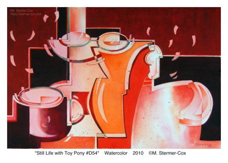 """Decade in Review: """"Still Life With Toy Pony D54"""", 2011 SCx"""