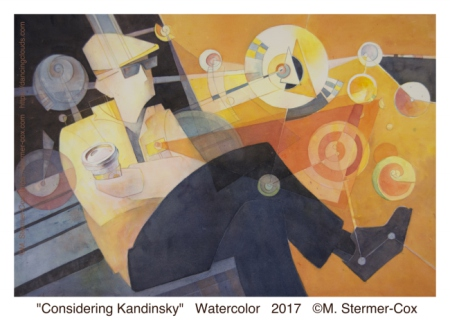 Decade In Review: 2017 Considering Kandinsky
