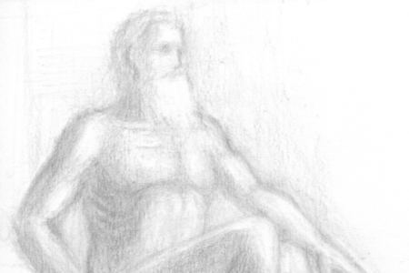 Building New Muscles: Anatomy For Artists, Rib Cage Study