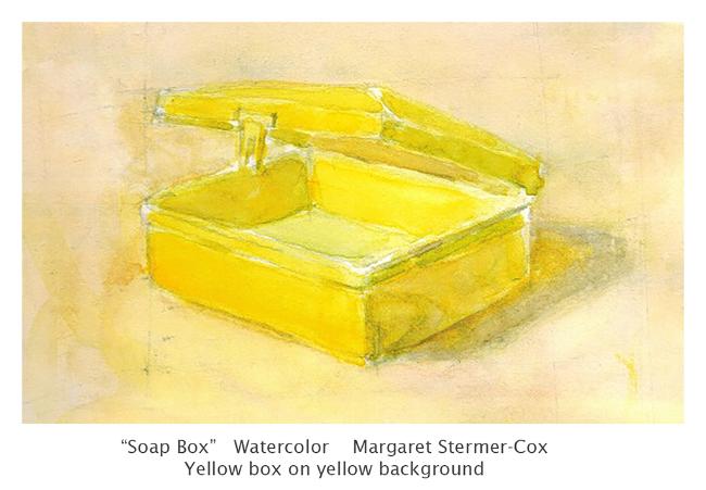 Yellow: Soap Box